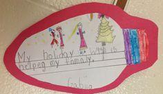 2 Scoops of Kindergarten: Holiday Lights