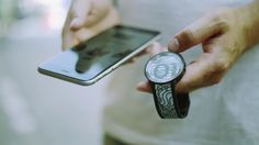 Sony FES Watch U smartwatch Takes E-Ink One Step Further