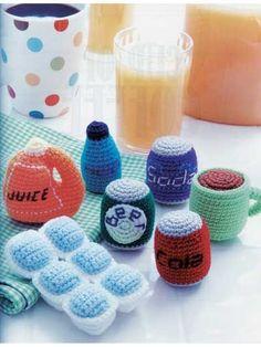 Gourmet Crochet Amigurumi Dinosaurs : yarnplay amigurumi on Pinterest Amigurumi, Amigurumi ...