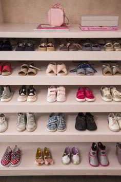 Nursery Closets to D