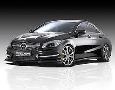 Mercedes Benz CLA250 GT R Tuned   By PIECHA Design