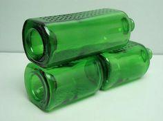 Cuando Heineken quería construir casas con sus botellas/ladrillo