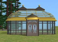 dome gazebo with seats idg gazebo greenhouse shed. Black Bedroom Furniture Sets. Home Design Ideas