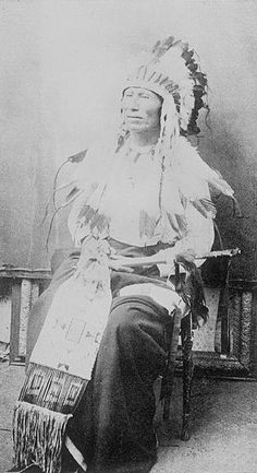 Chief Morning Star Cheyenne also known by his Lakota Sioux name Dull Knife (born c. 1810, died 1883), was a great chief to the Northern Cheyenne people during the 19th century. He was noted for his active resistance to Western expansion and the Federal government. It is due to the courage and determination held by Morning Star and other Cheyenne leaders that the Northern Cheyenne still possess a homeland in (present-day Montana). #DullKnife #Morningstar #StoneHeart'sWoman