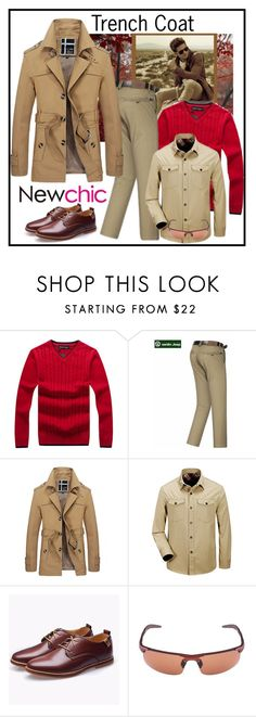 """""""NEWCHIC 105. (Men 4.)"""" by carola-corana ❤ liked on Polyvore featuring men's fashion and menswear"""