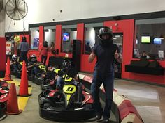 #Comau's NAFTA Sales & Marketing group recently had a team building event at a local go-kart racetrack! Follow #ComauPeopleStories.