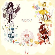 Madoka Magica may have been overdone last year, but it is a good one to keep in mind