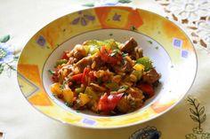 Buntes Reisfleisch - Rezept mit Bild - kochbar.de