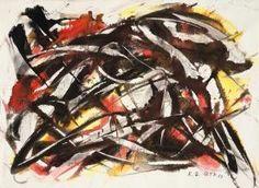 k o gotz art | Karl Otto Gotz | Art auction results, prices and artworks…