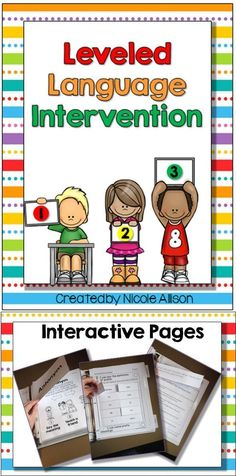 My go-to when it comes to systematic vocabulary intervention!
