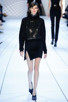 Mugler Fall 2015 Ready-to-Wear Fashion Show: Complete Collection - Style.com