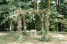 Brides: New York Wedding at Shadow Lawn in the Hudson Valley: Photos