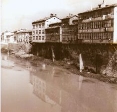 casas colgantes(c/ Bilbao)