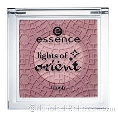 Essence Lights of Orient Collezione Estate 2016 - Nuvole di Bellezza