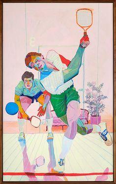 Artist Spotlight Series: Andy Dixon   The English Room