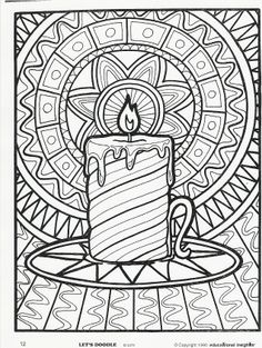 Doodle Art Alley Coloring Pages | More Let's Doodle Coloring Pages! - Inside Insights!