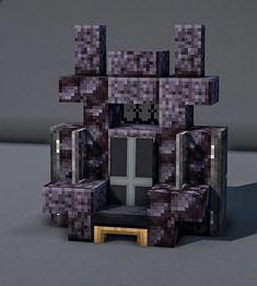 Minecraft Redstone, Minecraft Room, Minecraft Plans, Minecraft Blueprints, Minecraft Crafts, Minecraft Stuff, Minecraft House Tutorials, Minecraft House Designs, Minecraft Tutorial