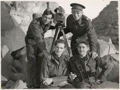 Image result for filming with Newman Sinclair