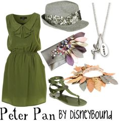 Peter Pan by Disneybound