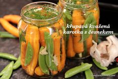 Home Canning, Kimchi, Pesto, Pickles, Cucumber, Food And Drink, Drinks, Tips, Recipes