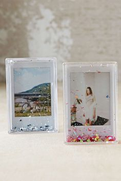Mini Instax Glitter Picture Frame - Urban Outfitters