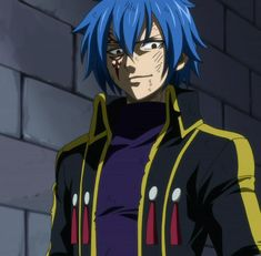 Fairy Tail evil Jellal | Fairy Tail