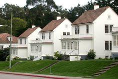 Our House On Pilots Row The Presidio San Francisco