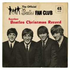 BFCF0132 - Beatles 1964 Fan Club Flexi Record LYN 757 (UK)