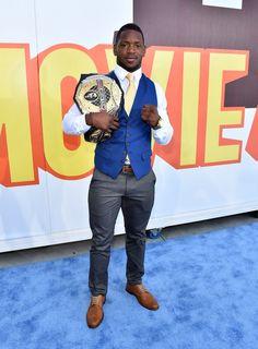 Pin for Later: Seht alle Stars bei den MTV Movie Awards Will Brooks