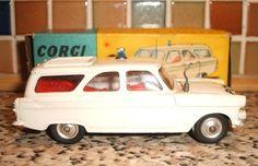 Corgi Toys No.419 Ford Zephyr Motorway Patrol Car 1960-65
