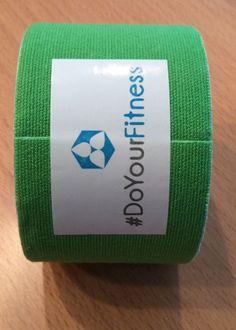 #doyourfitness - 5m Kinesiologie Tape