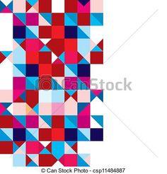 Vecteur - triangle, résumé, tricolore - Banque d'illustrations, illustrations libres de droits, banque de clip art, icônes clipart, logo, image EPS, images, graphique, graphiques, dessin, dessins, image vectorielle, oeuvre d'art, art vecteur EPS