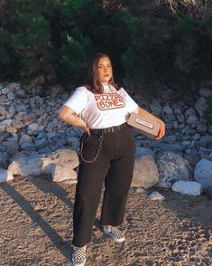 Fat Girl Outfits, Thick Girls Outfits, Teenage Outfits, Curvy Outfits, Cute Casual Outfits, Plus Size Outfits, Fat Girl Fashion, Chubby Fashion, Looks Plus Size