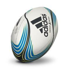 adidas Torpedo X-Ebition Rugby Ball - White Ball Drawing, Rebounding, Football Shirts, Rugby, Adidas, Fitness, Sports, Design, Sport