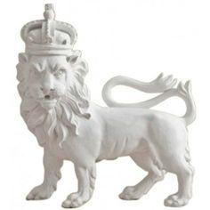 17th century heraldic lion