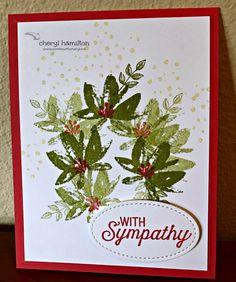 SSINK Avant-Garden Sympathy - Create with CherylCreate with Cheryl