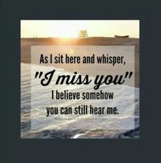 I miss you so much Uncle Edd. I miss you so much im breaking on the inside. I miss all the RC and Pepsi's in the fridge, I miss your smile, I miss your laugh, I miss you eating all of my snacks, I just miss you. I miss you with all of my heart. Miss You Mom, Love You, After Life, I Missed, Love Of My Life, Favorite Quotes, Me Quotes, Death Quotes, Loss Quotes