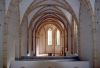 Gothic Church, Pleterje Charterhouse Monastery