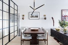 Dining Room in GB by Studio Ashby