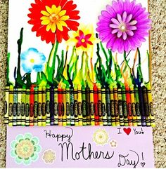 Love this for Mother's Day! DIY!!