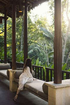 Como Shambhala resort in Bali --  beautiful photos from Ann Street Studio