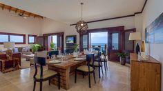 Zemi Beach Luxury  Caribbean Residences - dining Room
