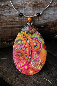 # Collier - Soleil Levant by Dumauvobleu, via Flickr