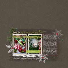 ornaments - Digital Scrapbooking Ideas - DesignerDigitals