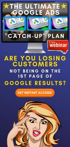 🔥Are You Losing Customers Not Being On The 1st Page Of Google Results?🔥 ▶  Running Your Own Business Comes With A Lot Of Challenges... ▶  Advertising Doesn't Need To Be One Of Them. ▶ What If You Could Create Ad Campaigns That Actually Work? ▶  [FREE] Google Ads Video Training Series. ▶ 🔥Get Instant Access Now!🔥 What Is A Podcast, Thank You Email, Local Seo Services, Seo Training, Google Ads, Online Advertising, Instant Access, Ad Campaigns, Lead Generation