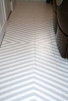Tile Floors On Pinterest Painting Ceramic Tiles Painted Floor Tiles