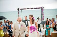 ♥ jewish destination wedding in fairmont blue mayakoba #Mexico by jaime glez photography #beachweddings #jewishweddings