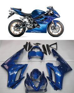 Triumph Motorcycle Parts, Triumph Motorcycles, Triumph Daytona 675, Plastic Injection, Aftermarket Parts, Motorcycle Parts And Accessories, Custom Paint, Picture Show, Custom Design