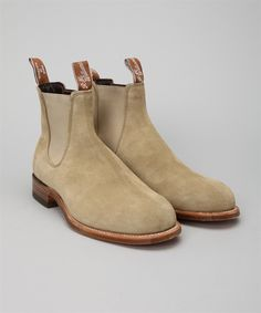RM Williams Turnout-Dusty Brown Shoes - Shoes Online - Lester Store