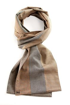 Ryan by Margo Petitti: Wool Scarf available at www.artfulhome.com